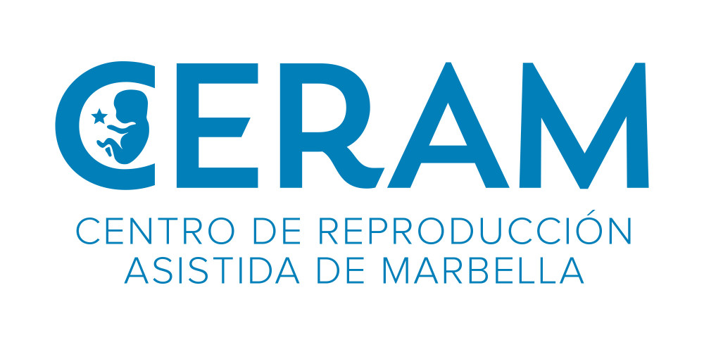 Logotipo de CERAM - Centro de Reproduccion Asistida de Marbella. Clínicas de reproducción asistida, Donación de ovulos, Tratamientos de fertilidad