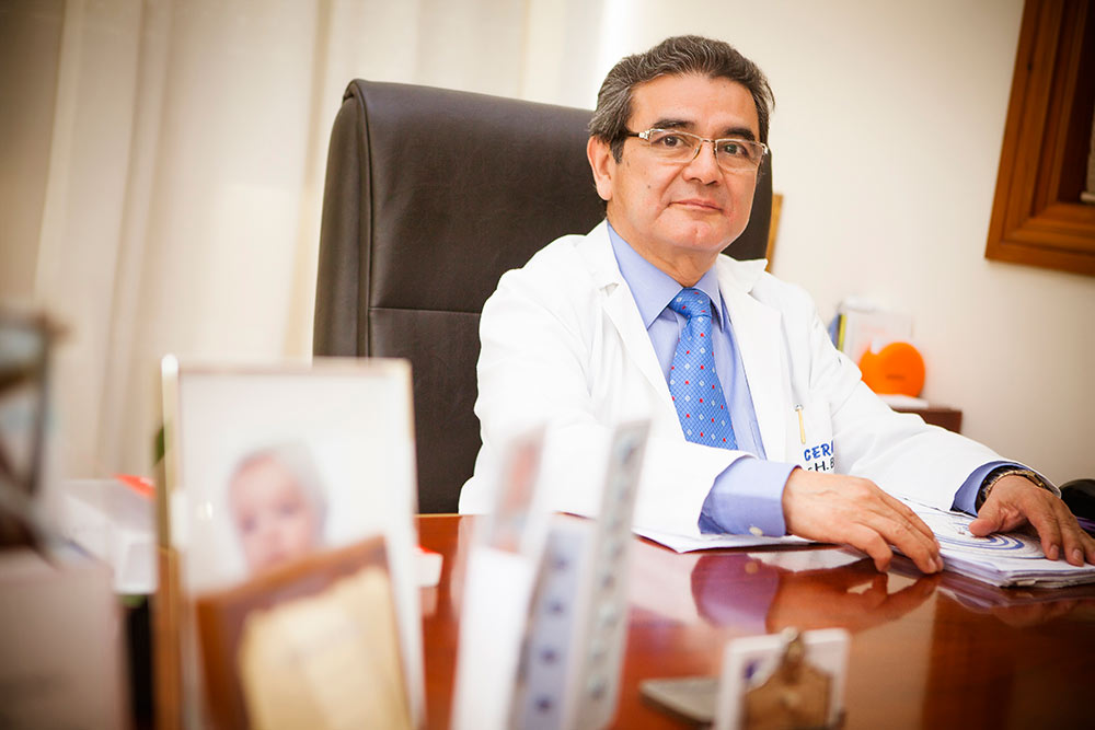 Medical director for fertility treatments ivf abroad
